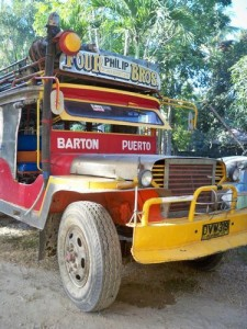 Port Barton Jeepney