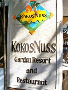kokosnuss garden resort