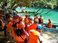 Sabang Underground River